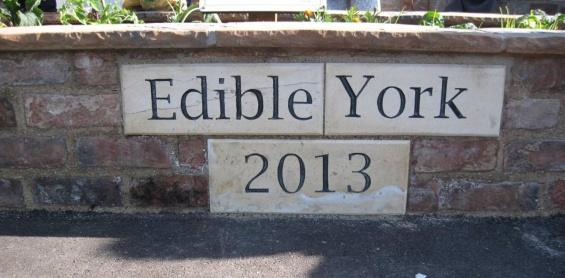 Edible York 2013